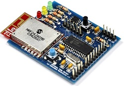 Picture of Wireless Sensor Development Platform