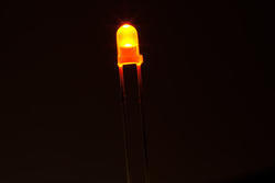 Picture of LED - Orange - 3mm