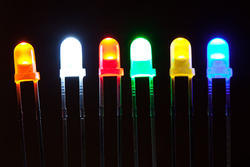 Picture of LED - Yellow - 3mm