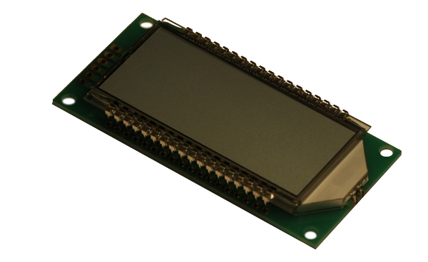 4 Digit 7 Segment LCD Display