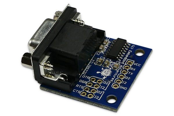 TTL Serial to RS232 Converter