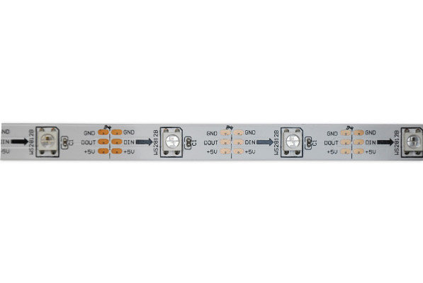 SMRT Pixels - 30/m strip (1m)